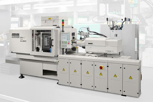 Arburg shows LSR processing at Medtec Europe - Medical Plastics News