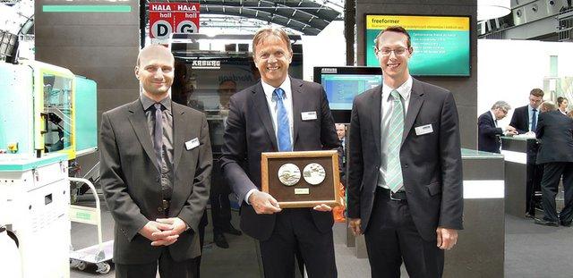 ARBURG_39092_Plastpol 2015 freeformer Award.jpg