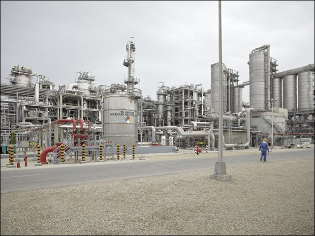 Saudi Specialty Chemicals Company (Specialty Chem) in Jubail, Saudi Arabia