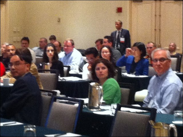 Smithers Rapra's E&L USA conference in Rhode Island exceeded the organiser's expectations.