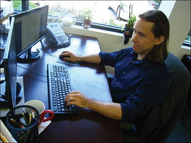Mark Prinz, Registrar Corp