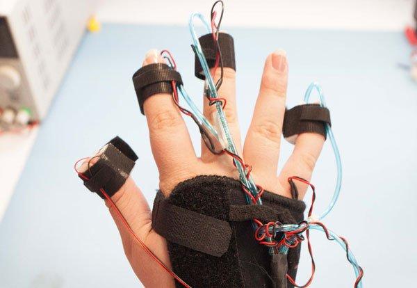 Haptic Glove