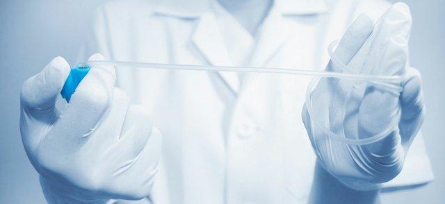 Lubricant Catheter