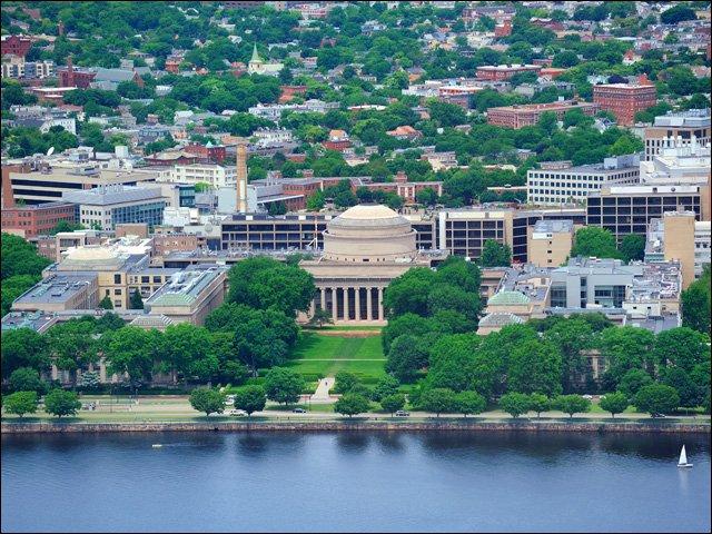MIT aerial