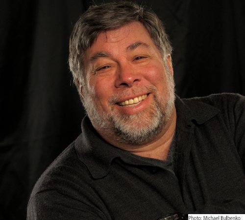 Steve Wozniak Headshot (Credit)