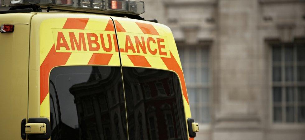 UK Ambulance