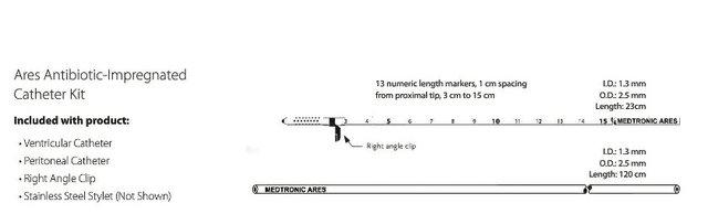 Medtronic Peritoneal Catheter