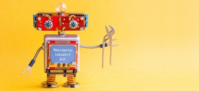 Industry 4.0 Robot