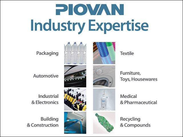 Piovan sectors