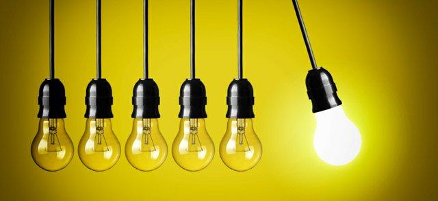 Perpetual motion bulb