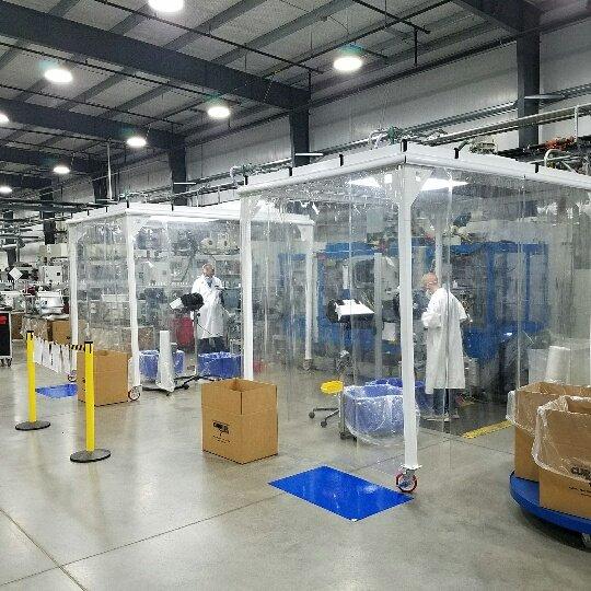 Currier Plastics, Inc. Facilities