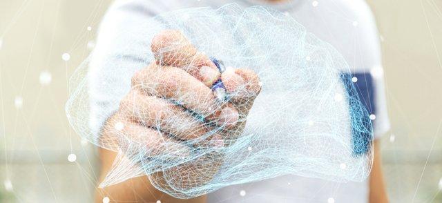 Neural hand