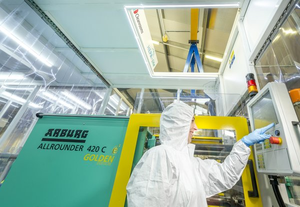Connect 2 Cleanrooms