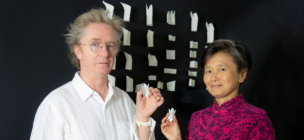 London-based architects Tonkin Liu has used its architectural expertise to invent a medical device.