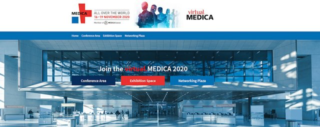 MEDICA and COMPAMED go virtual