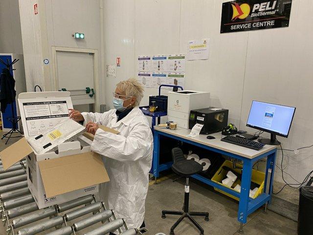 Peli BioThermal opens new Strasbourg service centre