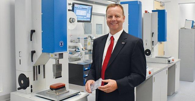 Herrmann celebrates 30 years in ultrasonics