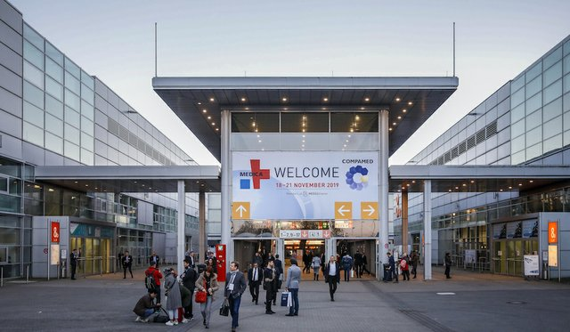 More than 1,000 exhibitors registered for virtual.MEDICA + virtual.COMPAMED
