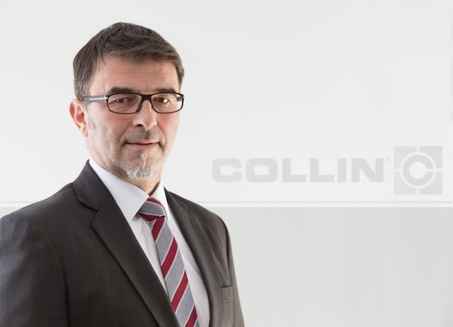 New extrusion sales lead at Collin