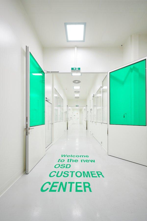 Syntegon opens new OSD Customer Centre