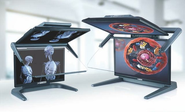 3D PluraView – The new reference for passive 3D-stereo monitors in medical technology
