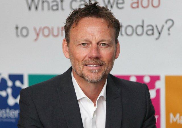 MBE awarded to Addmaster founder