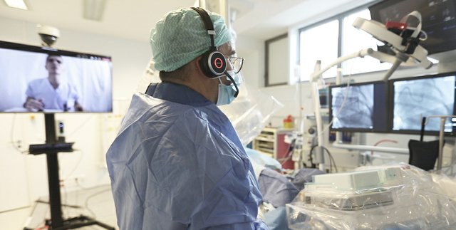 Robocath successfully carries out Europe's first remote robotic-assisted coronary angioplasty