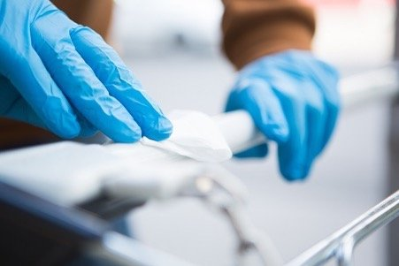 Covestro and Metrex collaboration doubles down on powerful disinfectants in healthcare settings