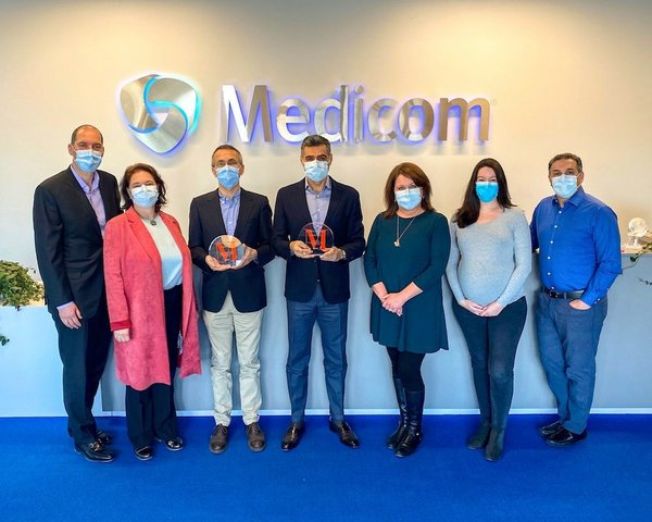 AMD Medicom Inc--Medicom is Proud to be Among Finalists for Two